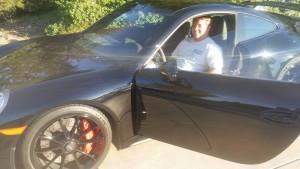 Scott Fraser Porsche 911