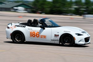 Tom Reynolds SCCA Autocross STR Miata