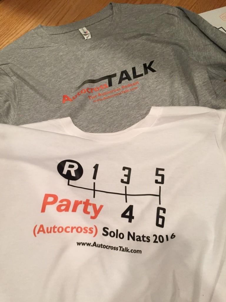 Autocross Talk TShirts