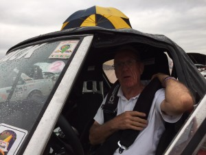 George Schweikle at SCCA Solo Nationals