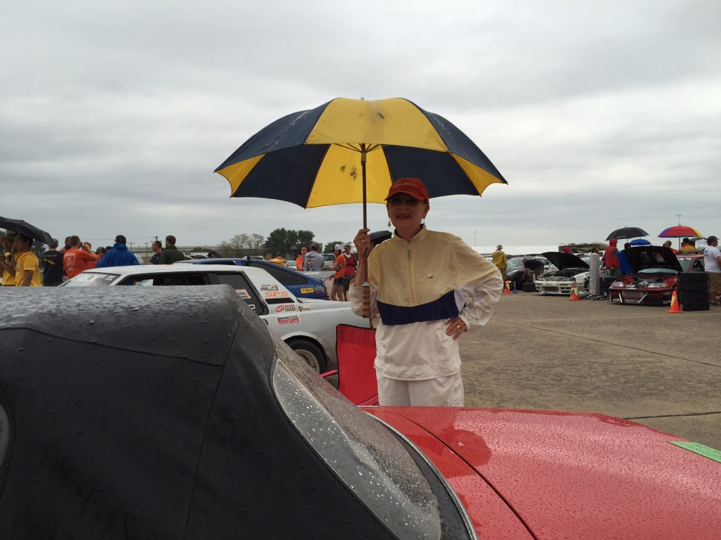 Dee Schweikle at SCCA Solo Nationals