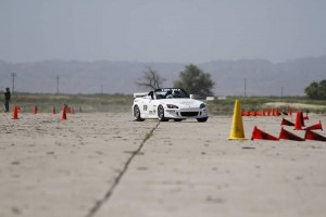 James Yom STR S2000 Autocross