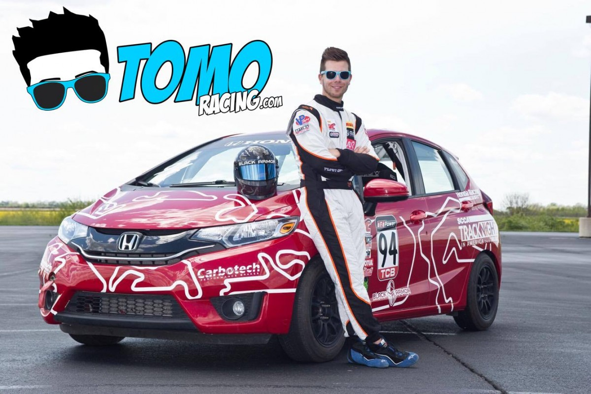 Tom O'Gorman 2013 Driver of the year Multi-time National Champion and Pirelle World Champion
