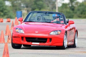 Jason Tipple in STR S2000