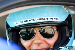 Teddie Alexandrova Autocrosser