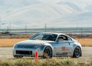 Nissan 350Z STU Autocross Car