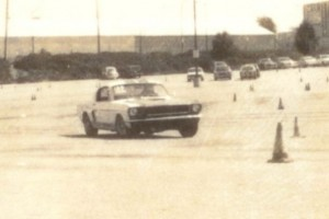 Andy Hollis Racing First Shelby