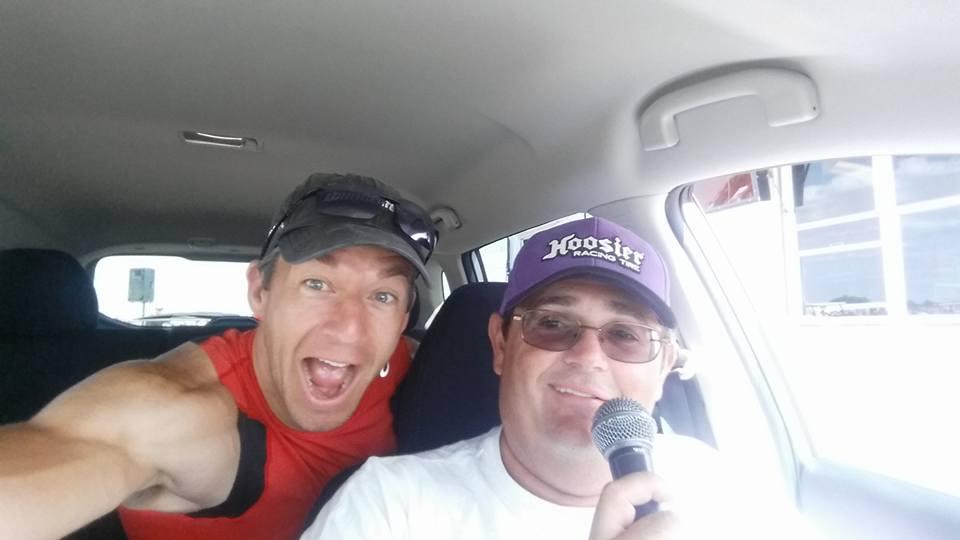 Sam Strano And John Vitamvas Autocross