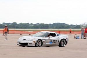 Sam Strano SSR Corvette Autocross