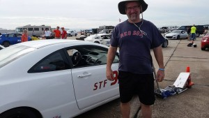 Chris Shenefield STF Autocross Civic