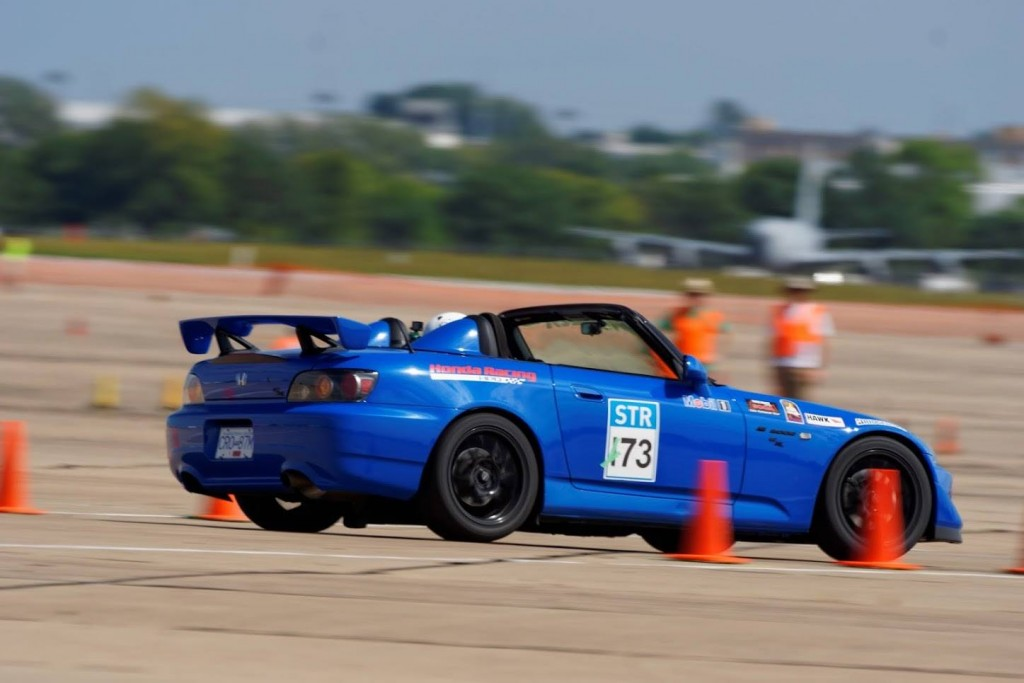 Nick Chu Solo Nationals SCCA 2016 Rookie of the Year
