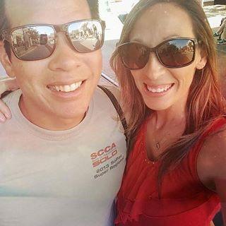 Nicole And Jeff Wong Autocrosser