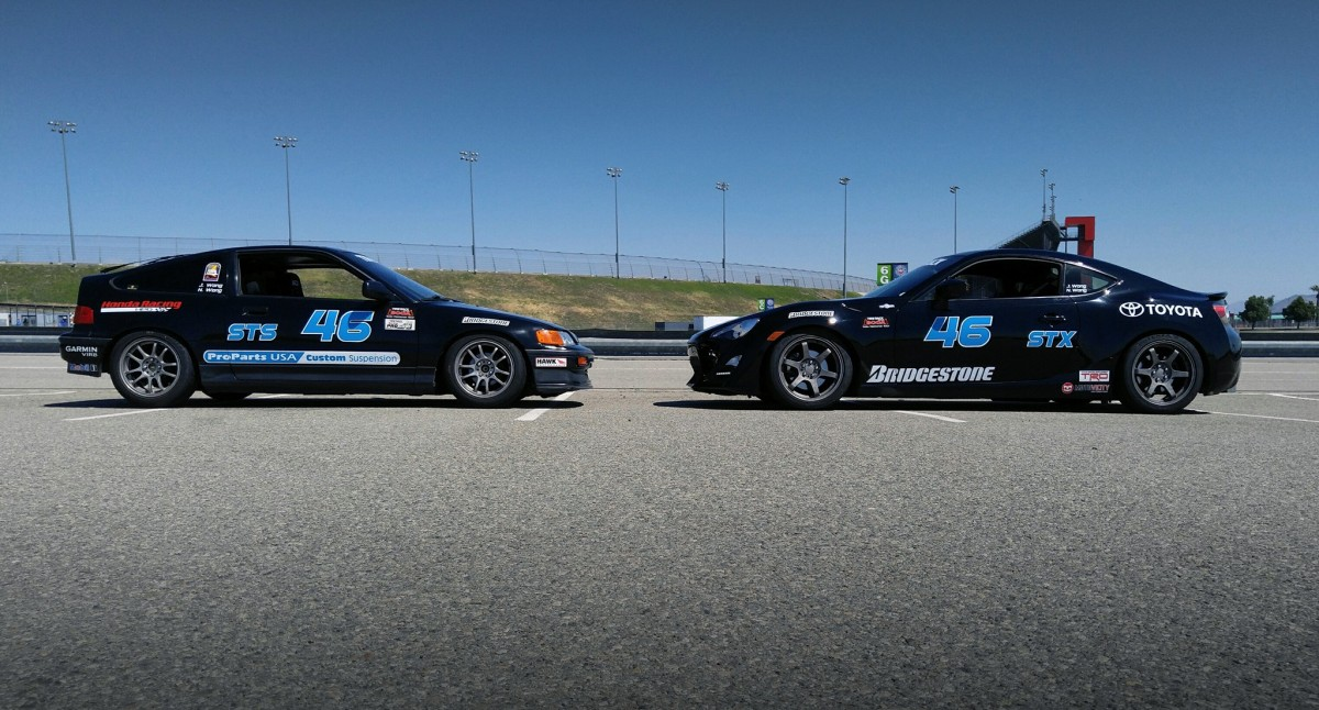 Nicole and Jeff Wong are featured on this podcast they are multi time SCCA Autocross Champions Learn their autocross tips