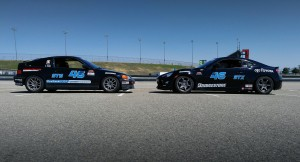 STS 1988 CRX si And STX Brz Jeff and Nicole Wong