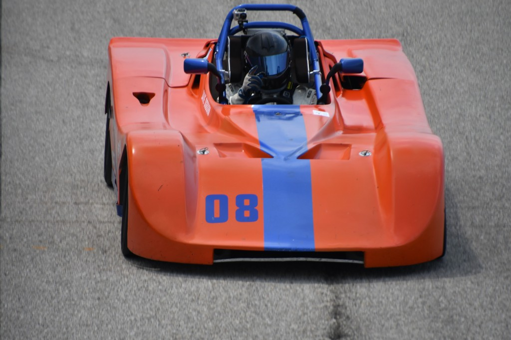 Dave Ogburns Spec Racer Ford