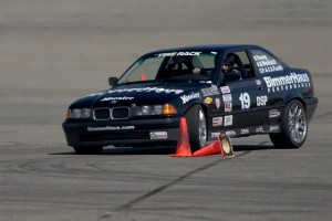 David Fauth DSP Autocross National Champion BMW 325is