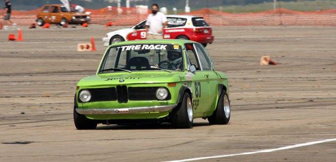 David Fauth FSP National Champion BMW 2002