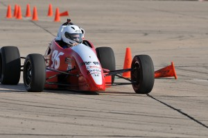 David Fauth SCCA Solo National Champion in CM