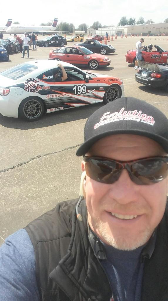Kevin Dietz Autocrosser National Champion