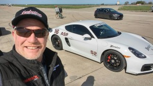 Kevin Dietz Autocrosser National Champion with ASP Porsche