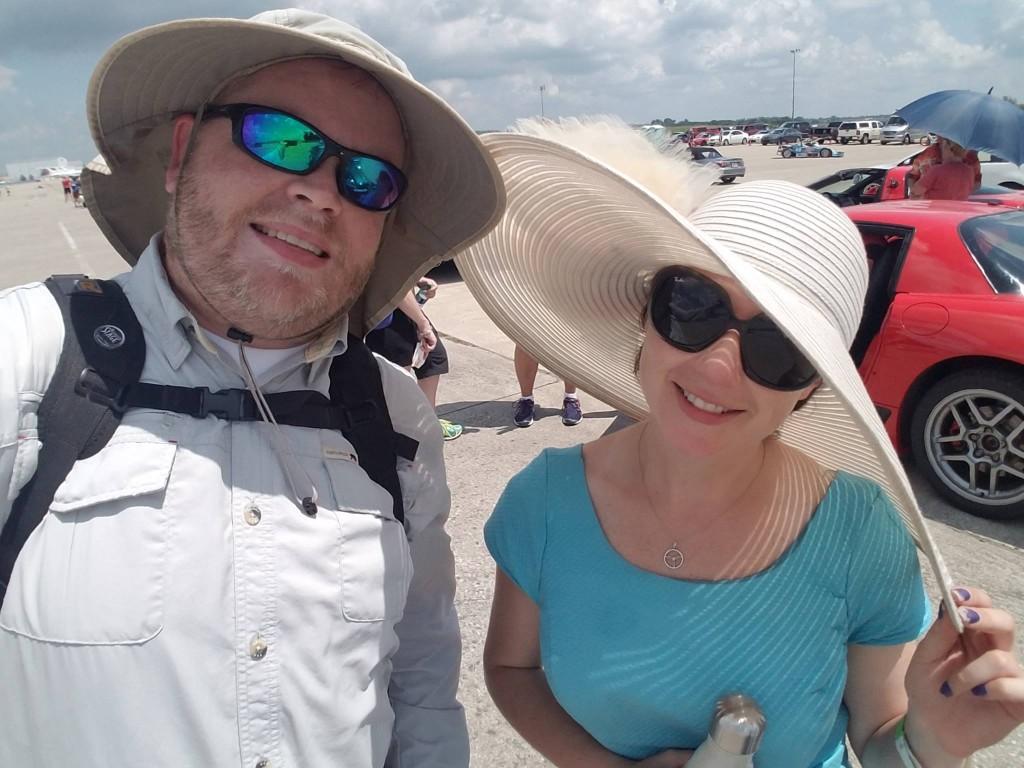 Rachel Baker and Perry Bennett