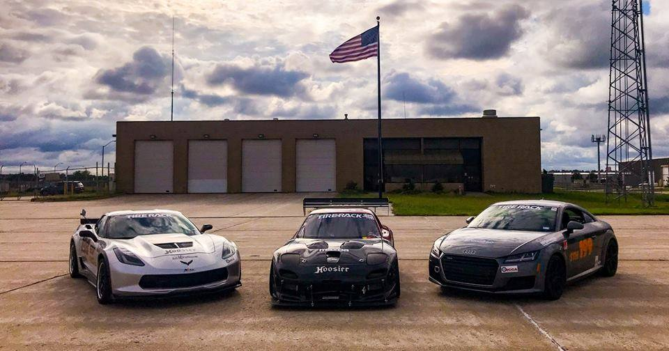 Thomas Thompson Autocross Cars